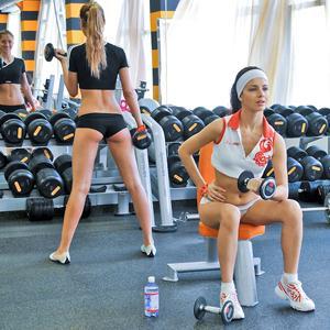 Фитнес-клубы Колышлея
