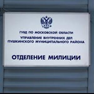 Отделения полиции Колышлея