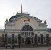 Железнодорожные вокзалы в Колышлее