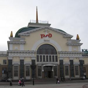 Железнодорожные вокзалы Колышлея