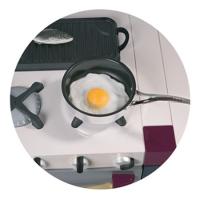 Кафе Кадриль - иконка «кухня» в Колышлее